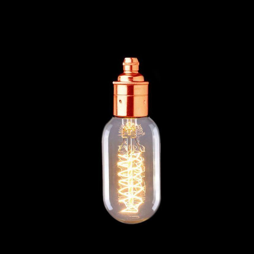 Lâmpada de Filamento Carbono T45