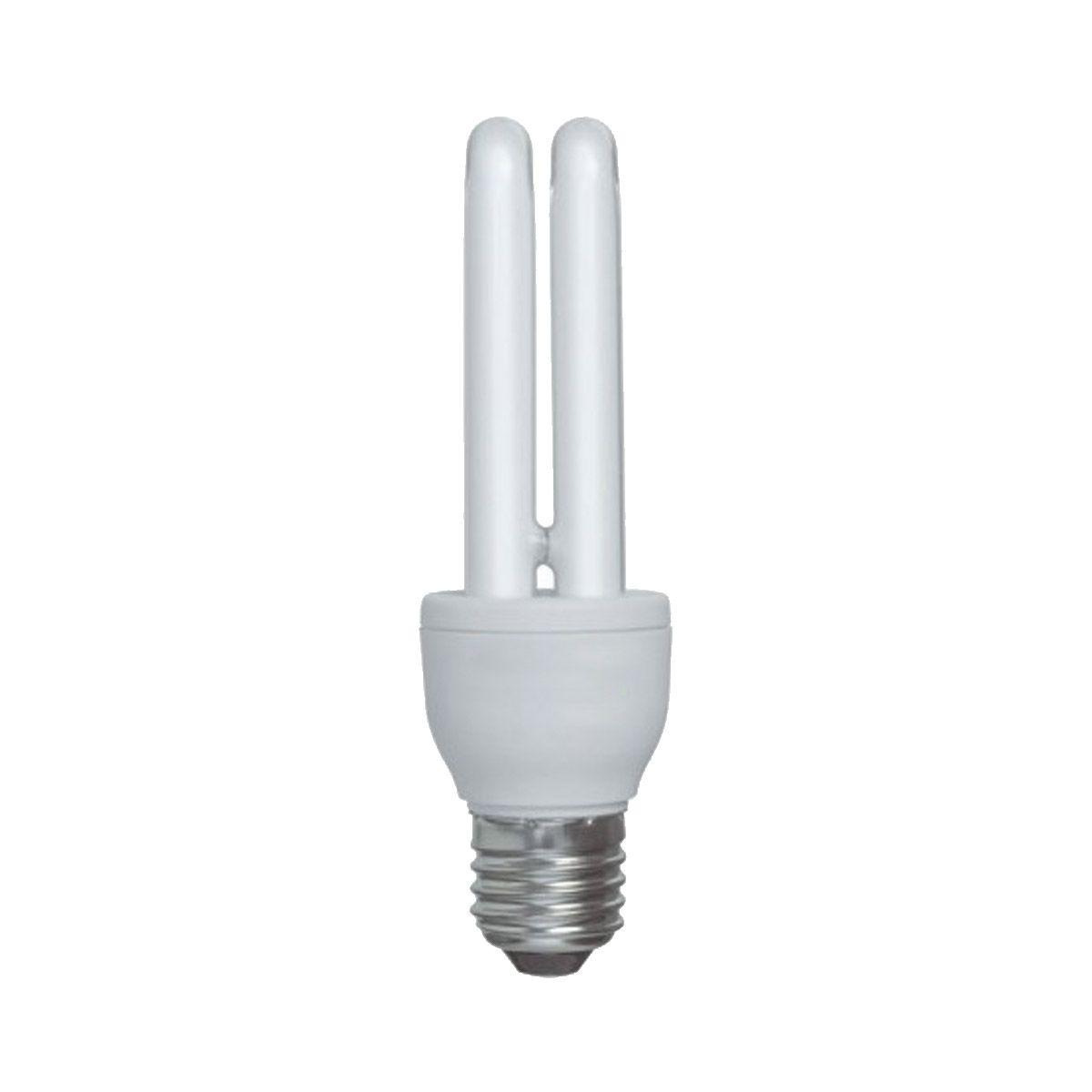 Lâmpada Fluorescente Compacta 9W 220V