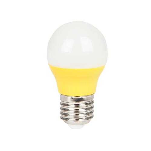 Lâmpada LED Bolinha Colorida 5W - Ourolux