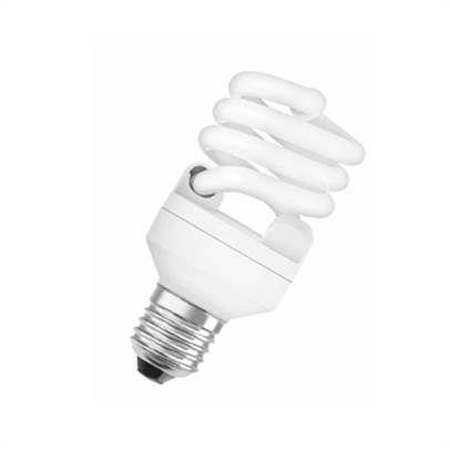 Lâmpada Mini Espiral Fluorescente 8W 220V