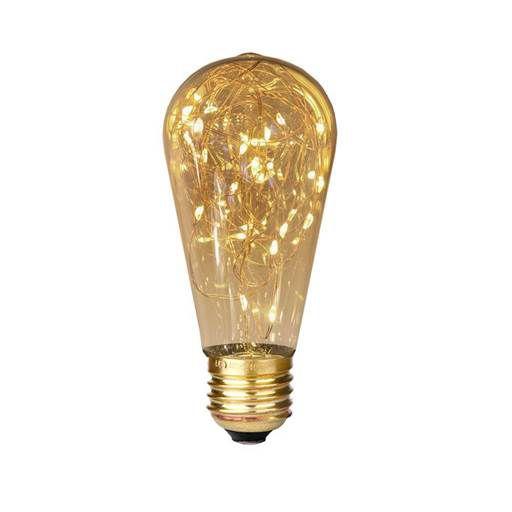 Lâmpada ST64 LED Fio de Fada
