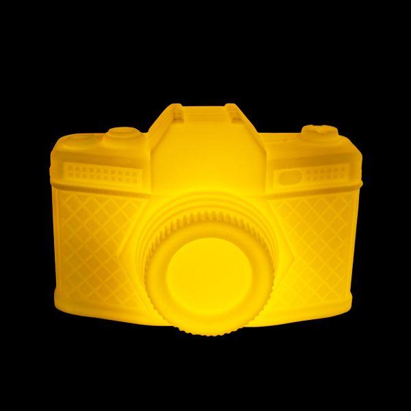 Luminária Câmera Fotográfica