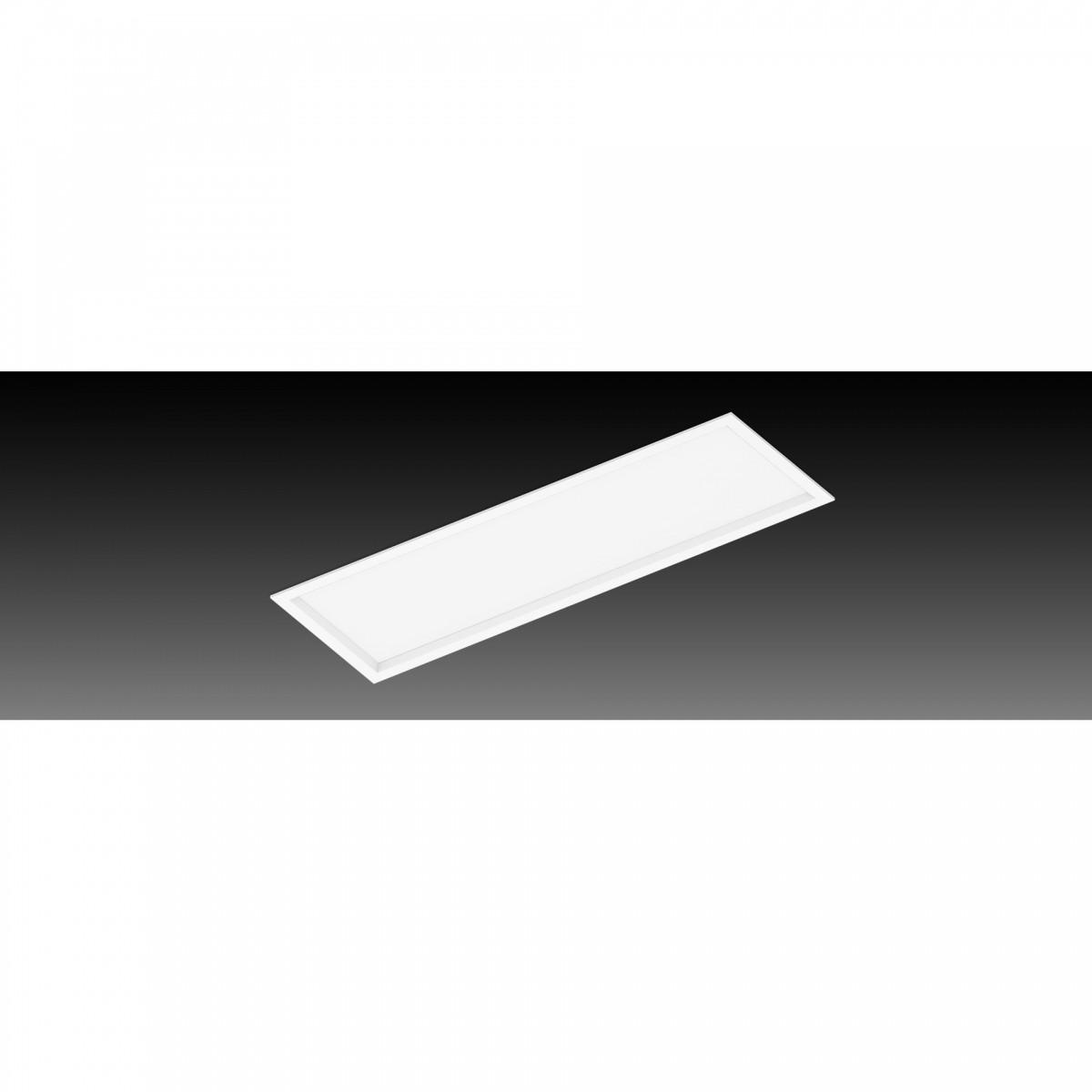 Luminária de Embutir 2x14W Branca - Interlight