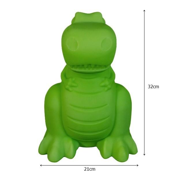 Luminária Dinossauro Verde - Usare