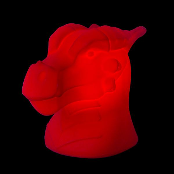 Luminária Dragão