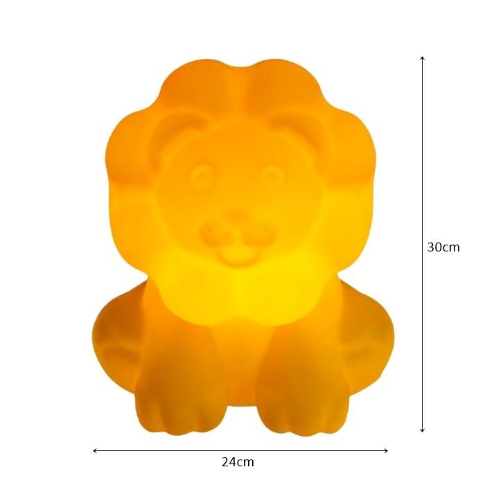 Luminária Leão - Usare