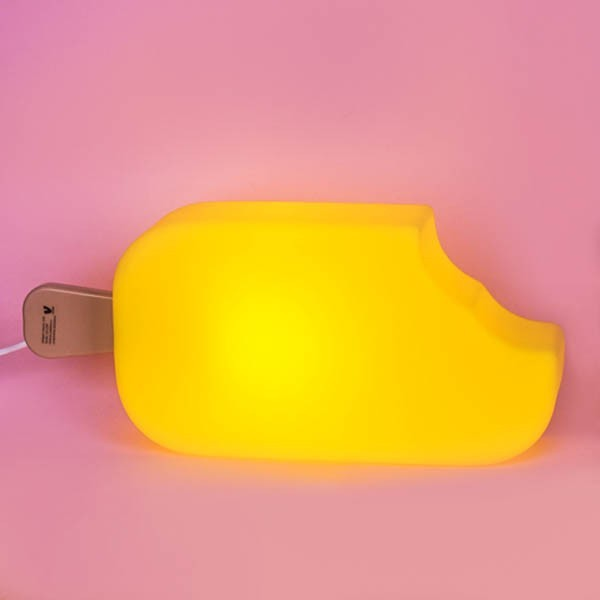 Luminária Picolé Amarelo - Usare