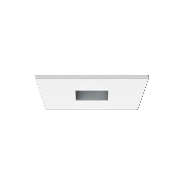 Mini Spot Embutido Fixo Quadrado 35W - Interlight