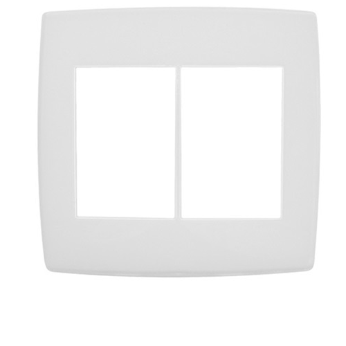 Placa Branca Pial 4x4 / 3+3