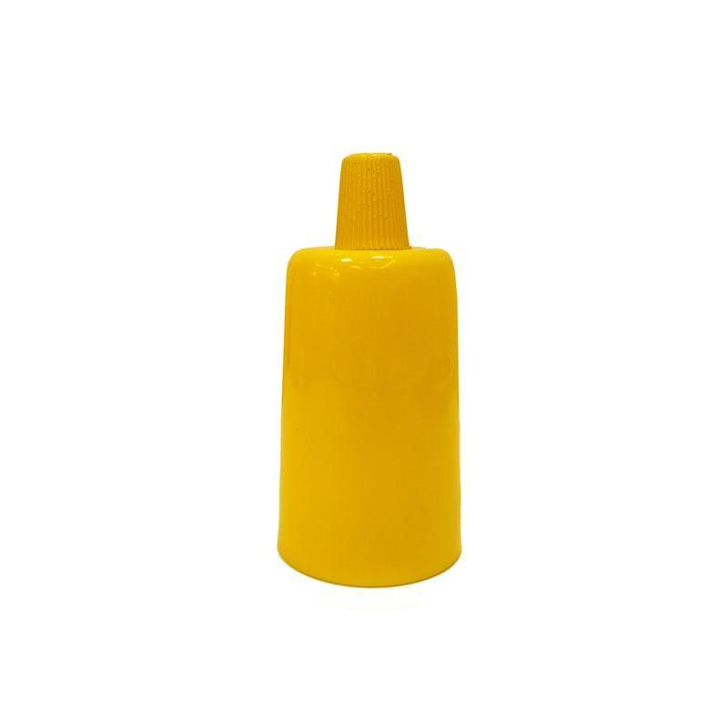 Soquete Decorativo Amarelo - Tona Brasil