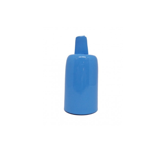 Soquete Decorativo Azul Bebe - Tona Brasil