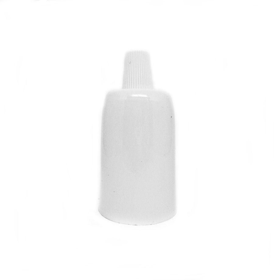 Soquete Decorativo - Branco