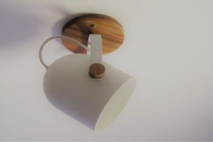 Spot/Arandela Direcionável Nordic