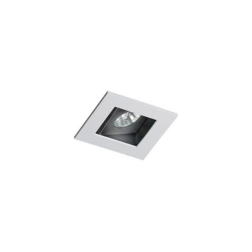 Spot Embutir Quadrado p/ Mini Dicróica 35W - Revoluz