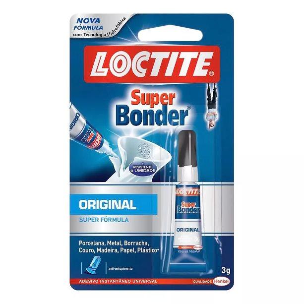 Super Bonder Original 3g - Loctite