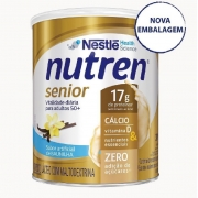Composto Lácteo Suplemento Alimentar Nutren Senior Nestle
