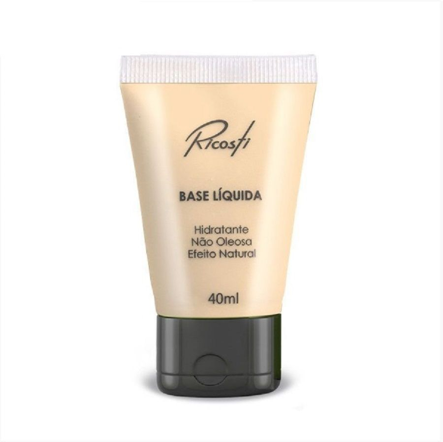 BASE LÍQUIDA, 40ML RICOSTI