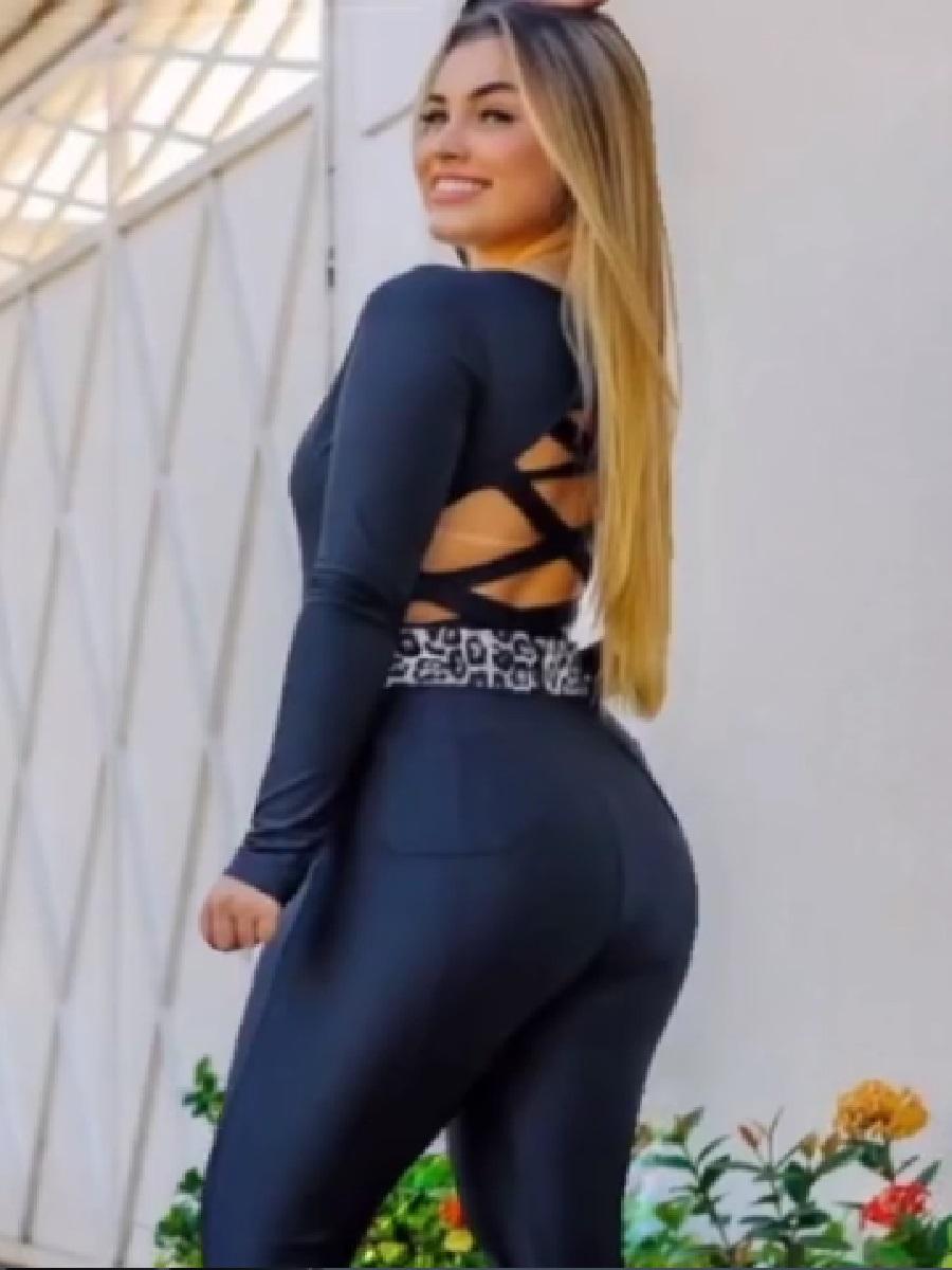 Body Feminino Em Poliamida Com Proteção UV+ Vários Modelos