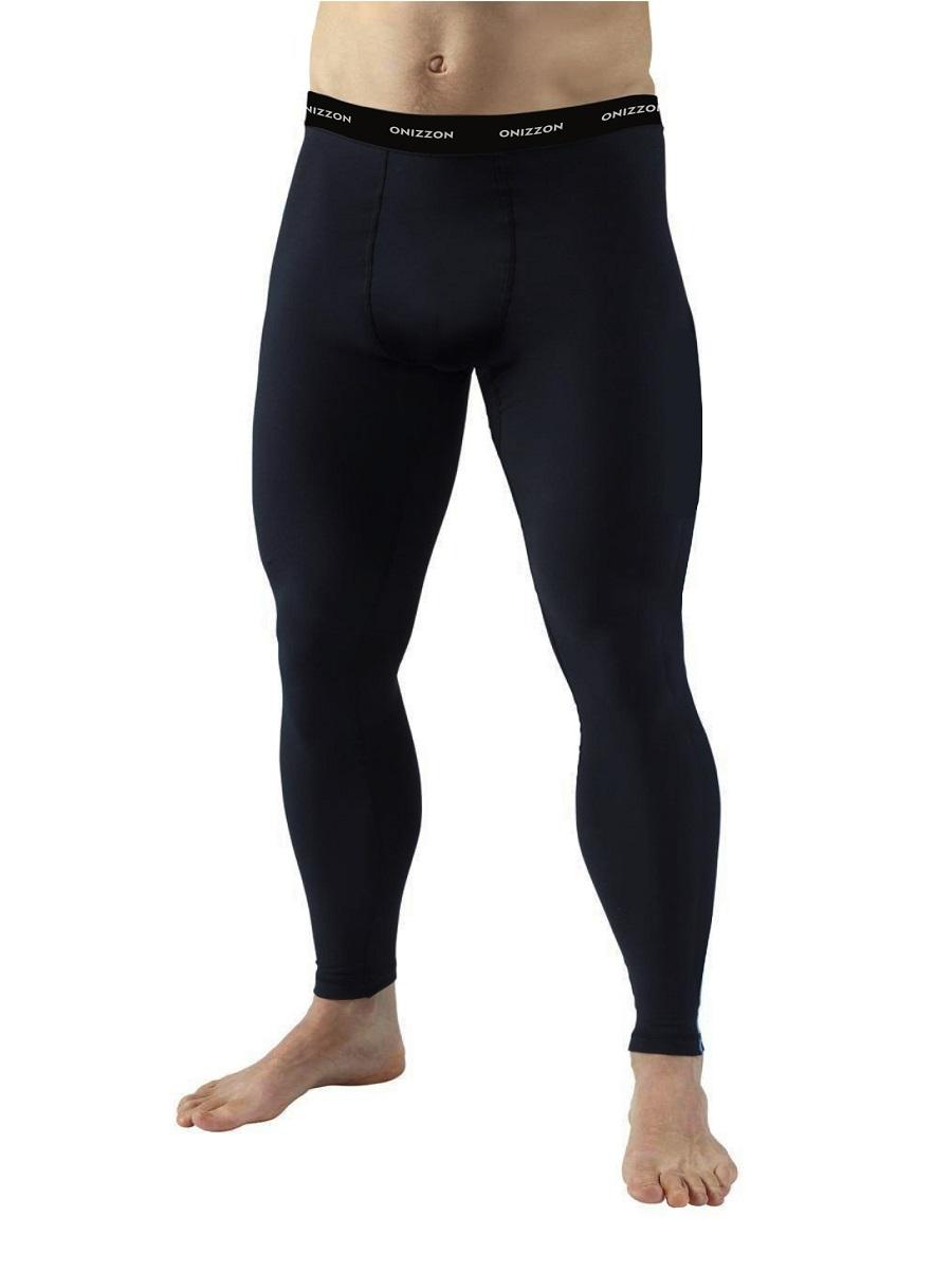 Calça Legging Masculina Térmica Frio de Compressão Lisa Esportiva