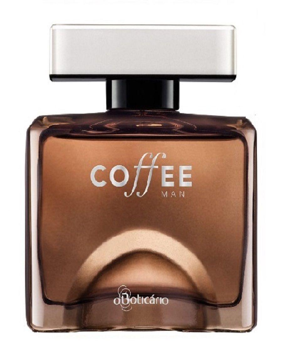 COFFEE MAN DESODORANTE COLÔNIA O BOTICÁRIO