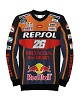 MOLETOM CARECA PRETO 21B (REPSOL HD)