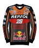 MOLETOM CARECA PRETO 21C (REPSOL HD)