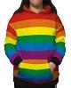 MOLETOM ESTAMPADO VERMELHO LGBT 7