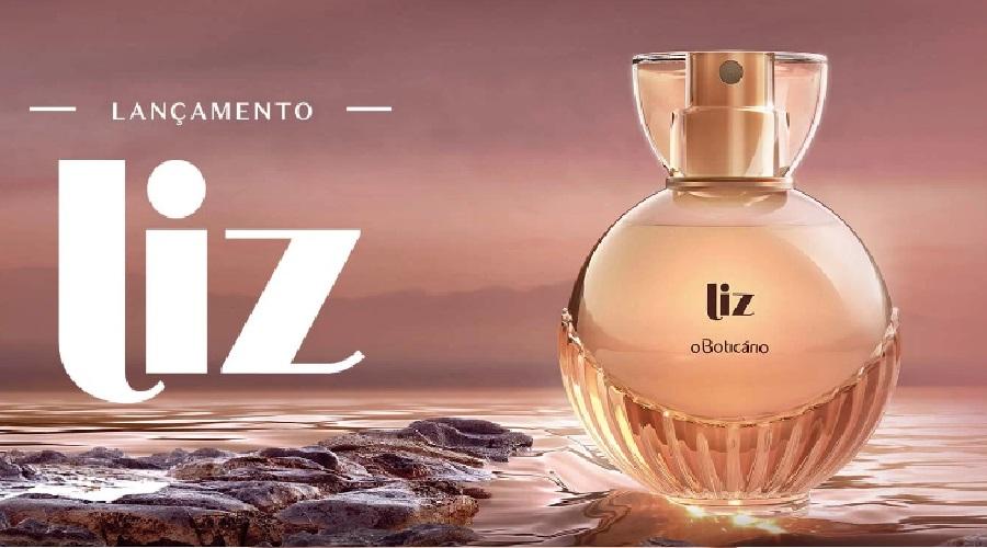 Liz Desodorante Colônia O Boticário