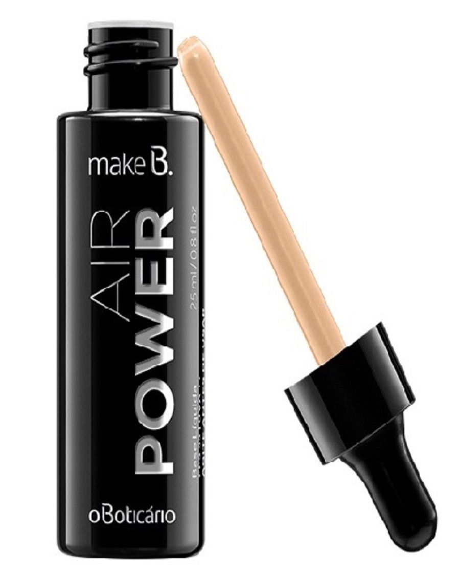 MAKE B. BASE LÍQUIDA AIR POWER O BOTICÁRIO