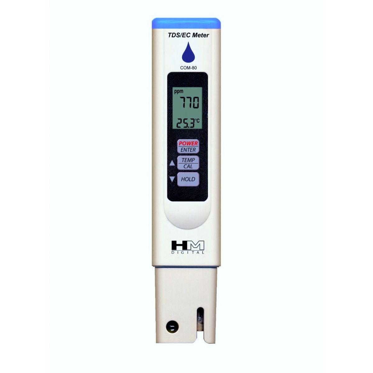 Condutivímetro Portatil Modelo COM-80
