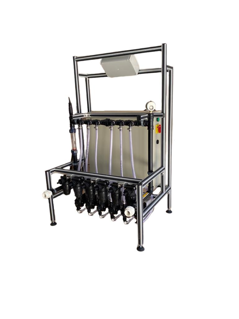 HidroFerti - Controlador de Fertirrigação por Injeção Direta