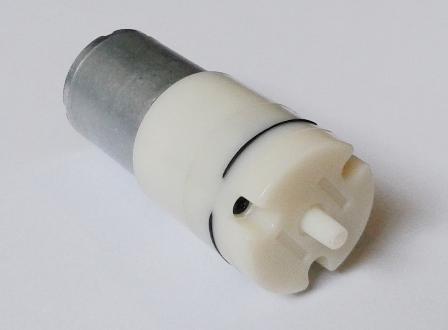 Micro Compressor de Ar