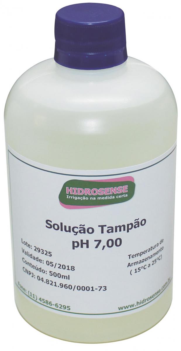 Solução de Calibração PH 7.0 (500ml)