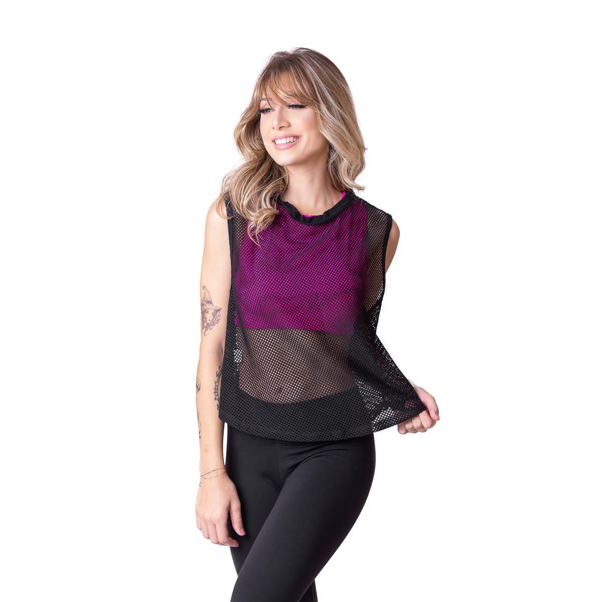 Blusa Fitness Equilibrium