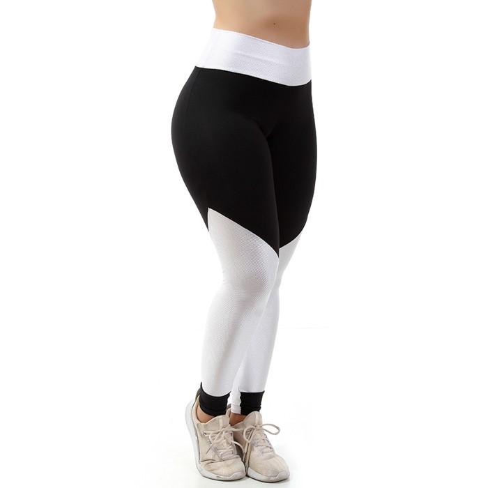 Calça Legging Go Fit Rio Tech Fitness