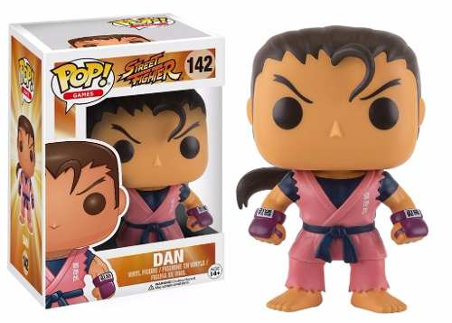 Dan - Funko Pop! Games: Street Fighter