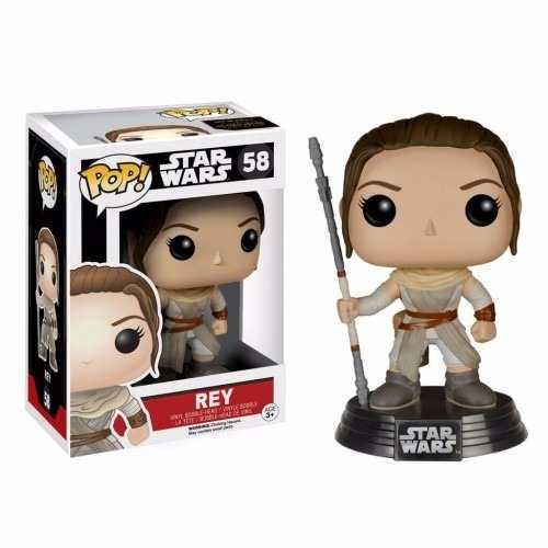 Rey - Funko Pop Star Wars The Force Awakens