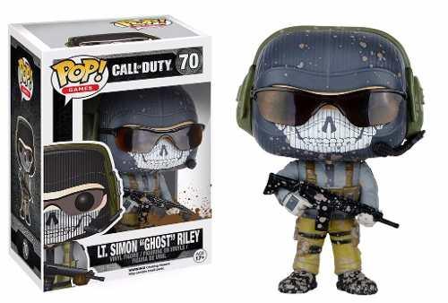 Riley - Games: Call Of Duty - Funko Pop!