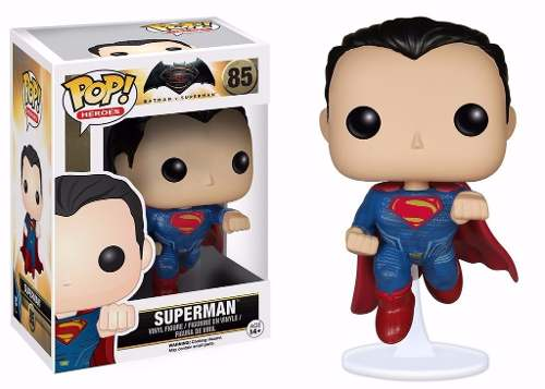 Superman / Super-homem - Funko Pop Dc Batman Vs Superman
