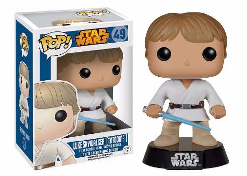 Star Wars: Luke Skywalker (tattooine) Funko Pop!