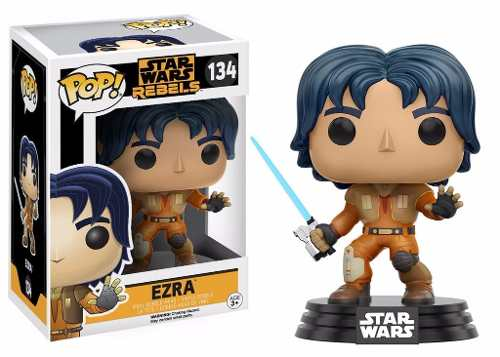 Ezra - Funko Pop! Star Wars: Rebels