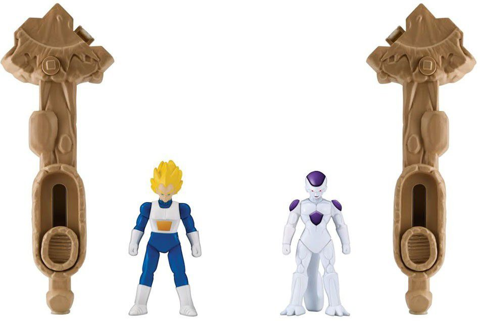 Arena de Batalha - Dragon Ball Super - Combate Final - Vegeta e Freeza