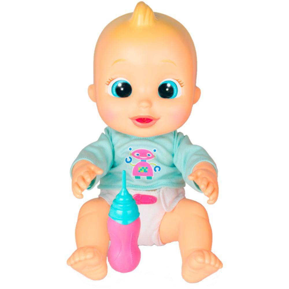 Boneco Baby Wee Alex com Mamadeira - Brinquedos Chocolate