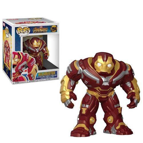 Boneco Homem De Ferro Hulkbuster Vingadores  Funko Pop