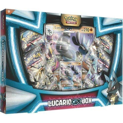Box Pokémon Lucario GX
