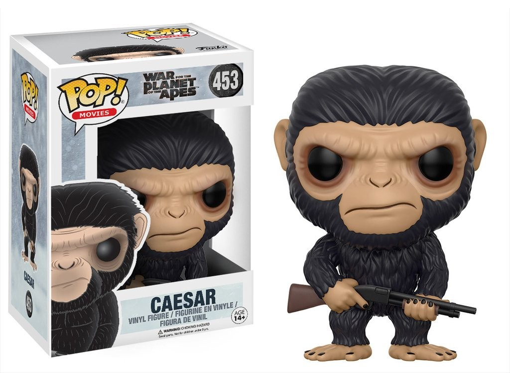Caesar Funko Pop! Movies: War For The Planet Of The Apes