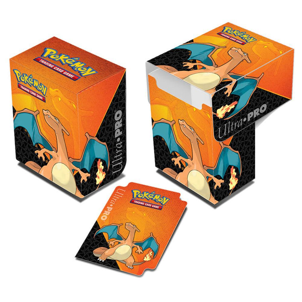 Deck Box - Pokemon - Ultra PRO - Charizard
