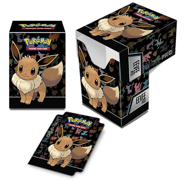Deck Box - Pokemon - Ultra PRO - Eevee