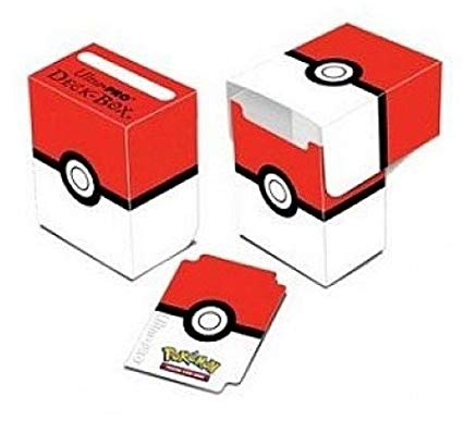 Deck Box - Pokemon - Ultra PRO - PokeBall