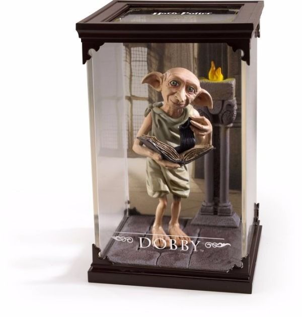 Dobby - Harry Potter - Criaturas Mágicas - Noble Collection